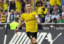 Marco Reus Terpilih Jadi Pemain Terbaik Jerman 2019