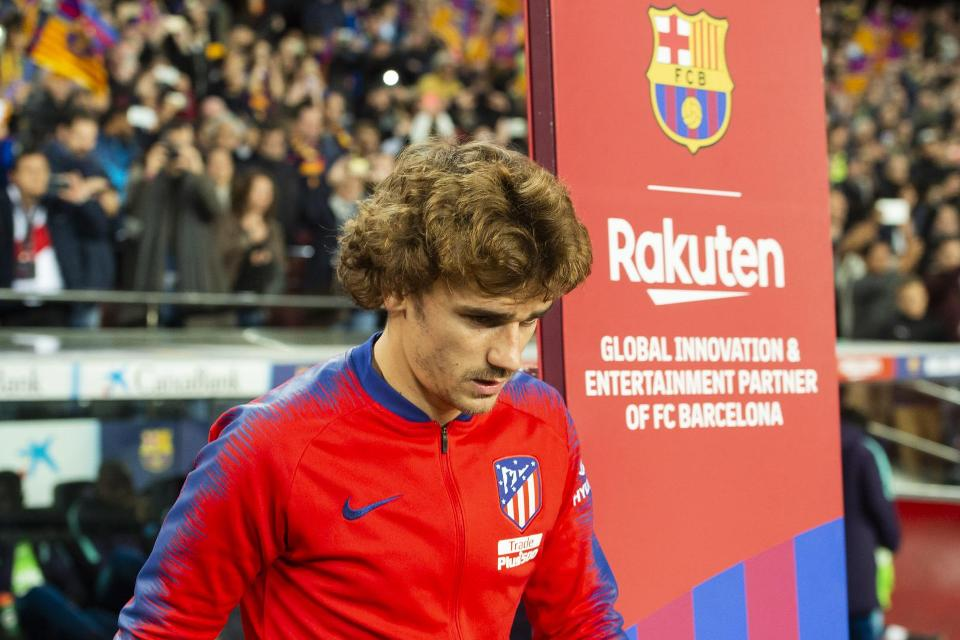 Griezmann: Barcelona Akan Pakai Kode 'Cheat' Musim Ini