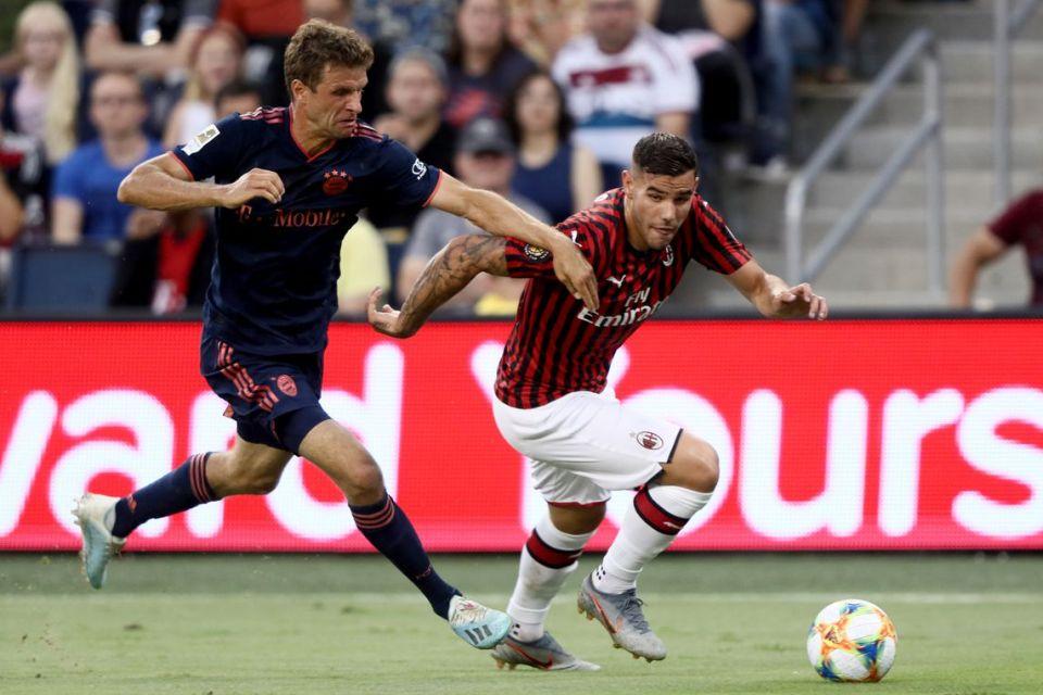 Hasil ICC 2019: Bayern Menang Tipis atas AC Milan