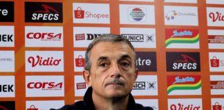 Jelang Lawan Rivalnya, Pelatih Arema FC Kirim Pesan Menohok Untuk Persebaya