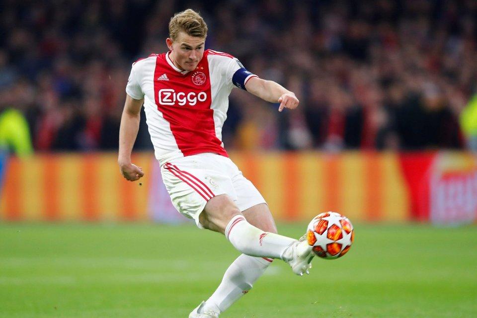 Nama De Ligt Tak Ada Dalam Tur Pramusim Ajax Amsterdam