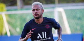Neymar Jadi Target Hinaan Ultras PSG