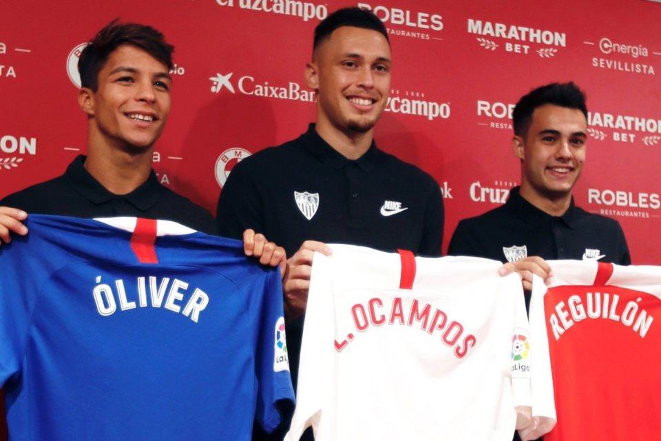 Ada Peran Legenda Madrid dalam Kedatangan Torres ke Sevilla