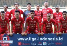 Bungkam Kalteng 3-0, Persija Akhiri Hasil Minor
