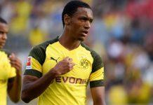 PSG Capai Kesepakatan Dengan Bek Muda Dortmund, Abdou Diallo