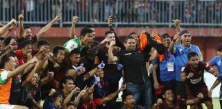 PSM Cukup Puas Dengan Hasil Undian Final Piala Indonesia
