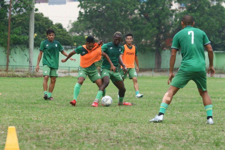 Lawan Sriwijaya FC, PSMS Medan Siapkan Senjata Rahasia
