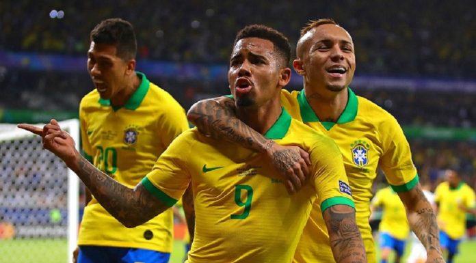 Pelatih Brasil Bangga dengan Pemain Ini