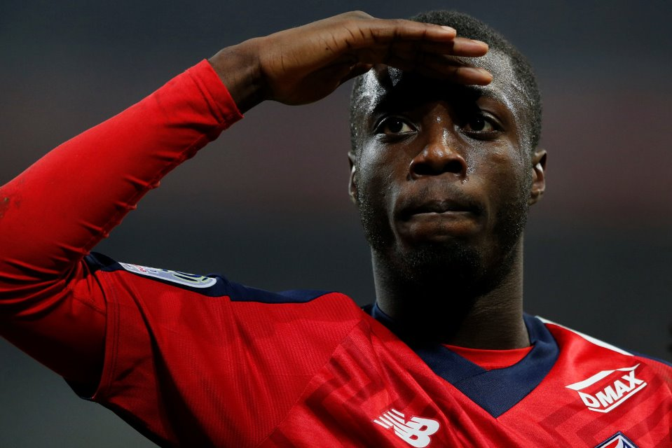 Pepe ke Arsenal