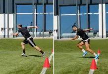 Perbedaan Lari Ronaldo dengan Higuain, Siapa yang Lebih Cepat