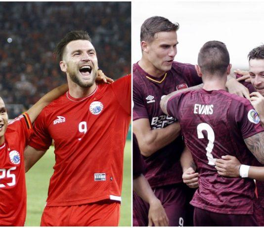 Final Piala Presiden: Persija Jamu PSM, Siapa yang Unggul
