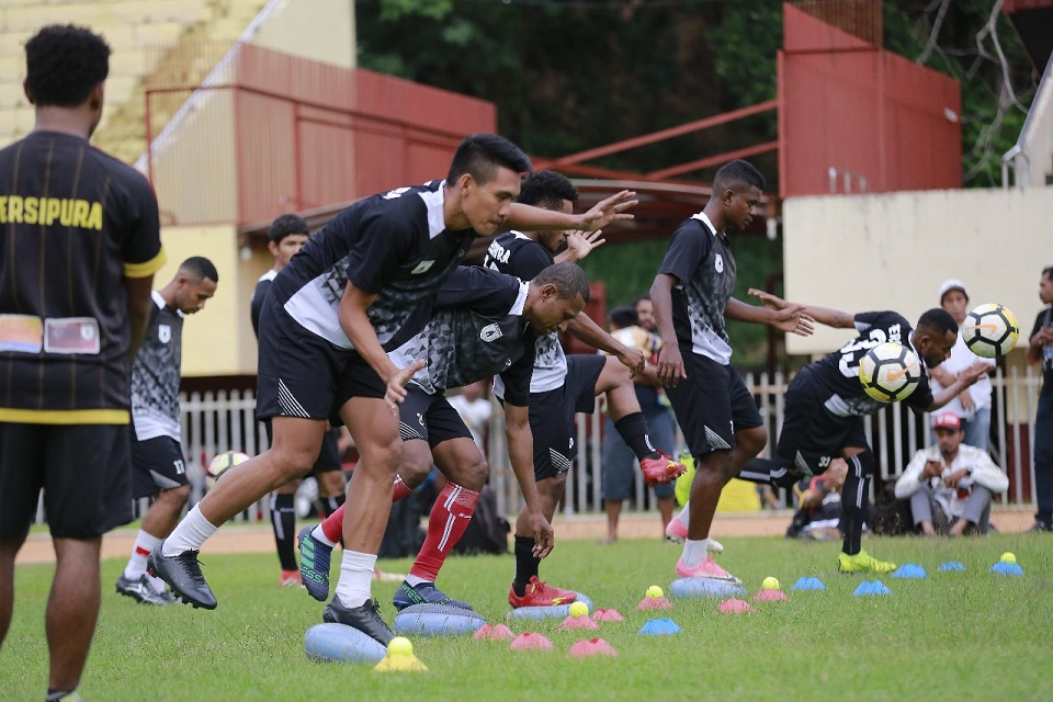 Persipura Rekrut Pelatih Fisik dari Klub Vasco Da Gama