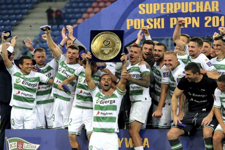 Piala Super Polandia Jadi Trofi Kedua Egy di Lechia Gdansk
