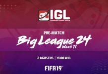 Prediksi Pekan Kesebelas Big League FIFA 19 FUT: Kans Terakhir Meloloskan Diri