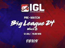 Prediksi Minggu Kedelapan Big League FIFA 19 FUT: Saling Sikut di Papan Klasemen