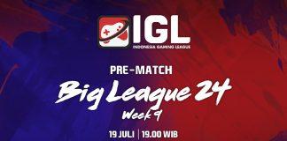 Prediksi Minggu Kesembilan IGL: Top Player Berburu Tempat untuk Lolos ke Fase Selanjutnya