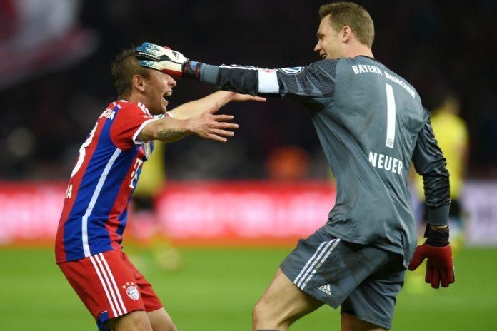 Rafinha Ungkap Sahabat Terbaiknya di Bayern