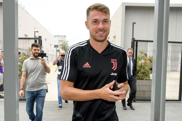Ramsey: Hanya Ada Satu Tempat yang Saya Tuju, Juventus!