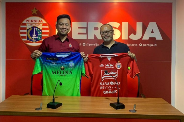 Resmi! Persija Jakarta Kerja Sama dengan Klub J1 League Jepang