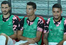 Juventus Bantah Lakukan Kecurangan Karena Tak Mainkan Ronaldo
