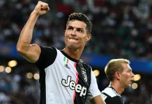 Ronaldo Liga Champions