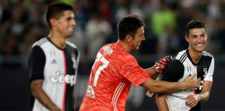 Ronaldo Mengaku Senang Bisa Satu Tim dengan Legenda Italia
