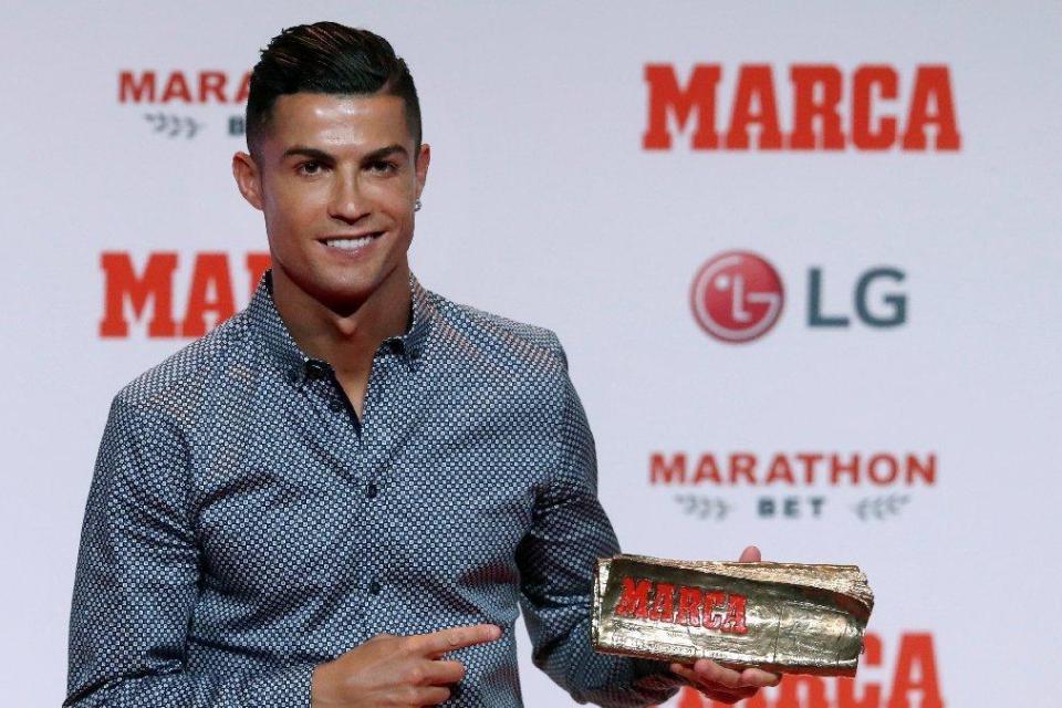 Ronaldo Sanjung Transfer Fantastis Dua Raksasa Spanyol