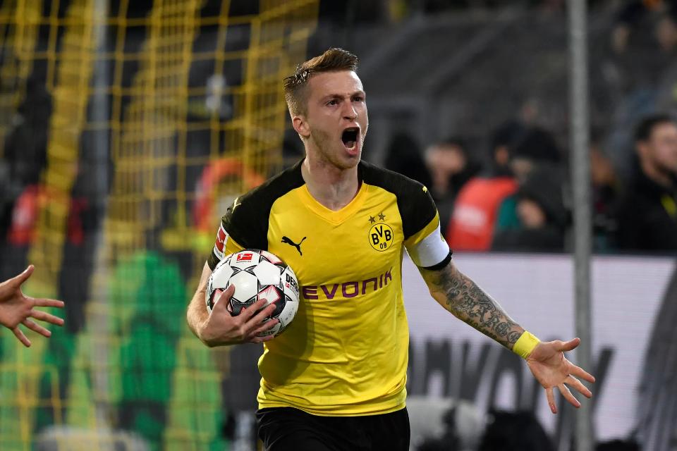 Sabet Pemain Terbaik Jerman, Reus Selevel Dengan Pemain Top Lainnya