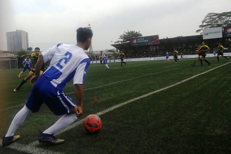 Sadam FC Bungkam Tsev Neeg Tiga Gol Tanpa Balas