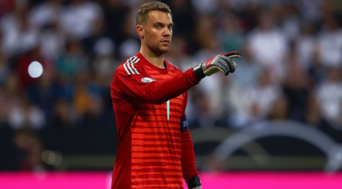Sang Agen Sebut Manuel Neuer Akan Hengkang Dari Bayern