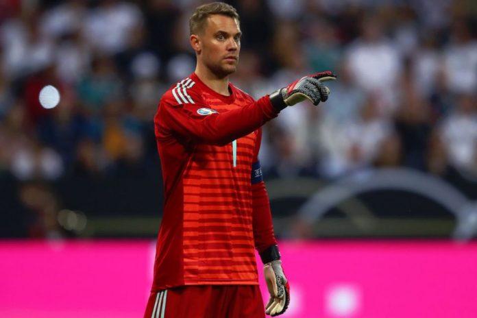 Kualifikasi EURO 2020: Jerman Bidik Kemenangan Atas Rival Abadinya
