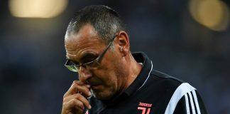 Terserang Pneumonia, Sarri Terpaksa Absen di Dua Laga Perdana Juventus