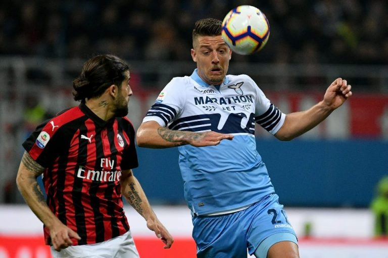 Lazio Mati-Matian Pertahankan Sergej Milinkovic Savic
