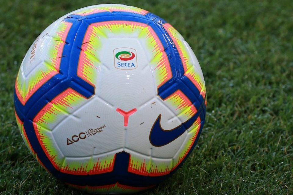 Serie-A Tak Usung Jadwal Boxing Day Musim 201920