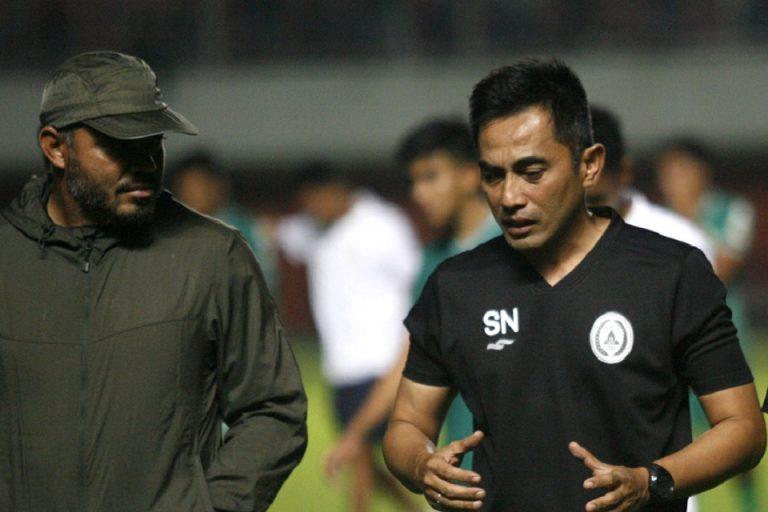 Pelatih PSS Sleman Angkat Bicara Terkait Pemain yang Akan Dipertahankan