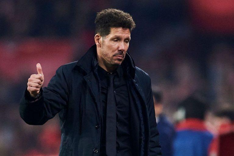 Dikritik Tentang Salah Taktik Lawan Liverpool, Simeone Tak Peduli