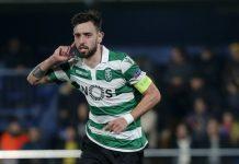 Sporting CP Tolak Keras Rp 35 juta Euro dari MU Untuk Bruno Fernandes