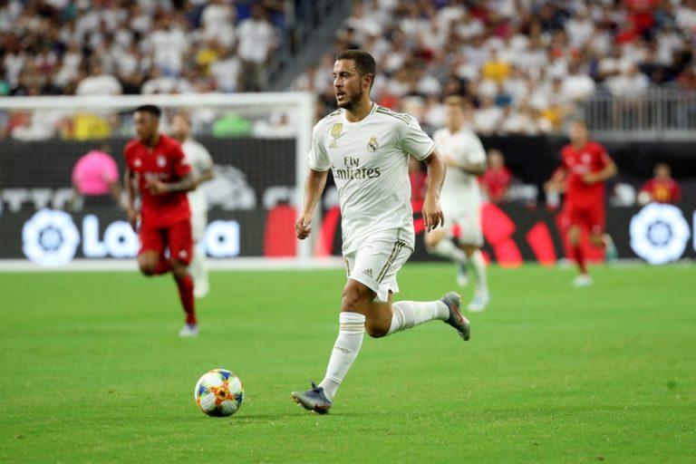 Sukses Tidaknya Hazard Di Madrid Diukur Dari Jumlah Golnya