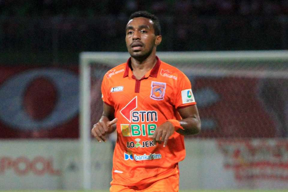 Berita Liga Indonesia - Tandang ke Kalteng Putra, Borneo FC Tanpa Dua Pemain Andalannya