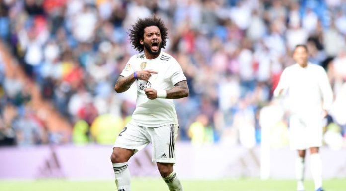 Tepis Rumor Hengkang, Marcelo Saya Sudah di Klub Terbaik Dunia