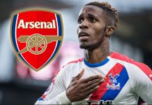 Terlalu Murah, Palace Tolak Tawaran Arsenal Untuk Zaha