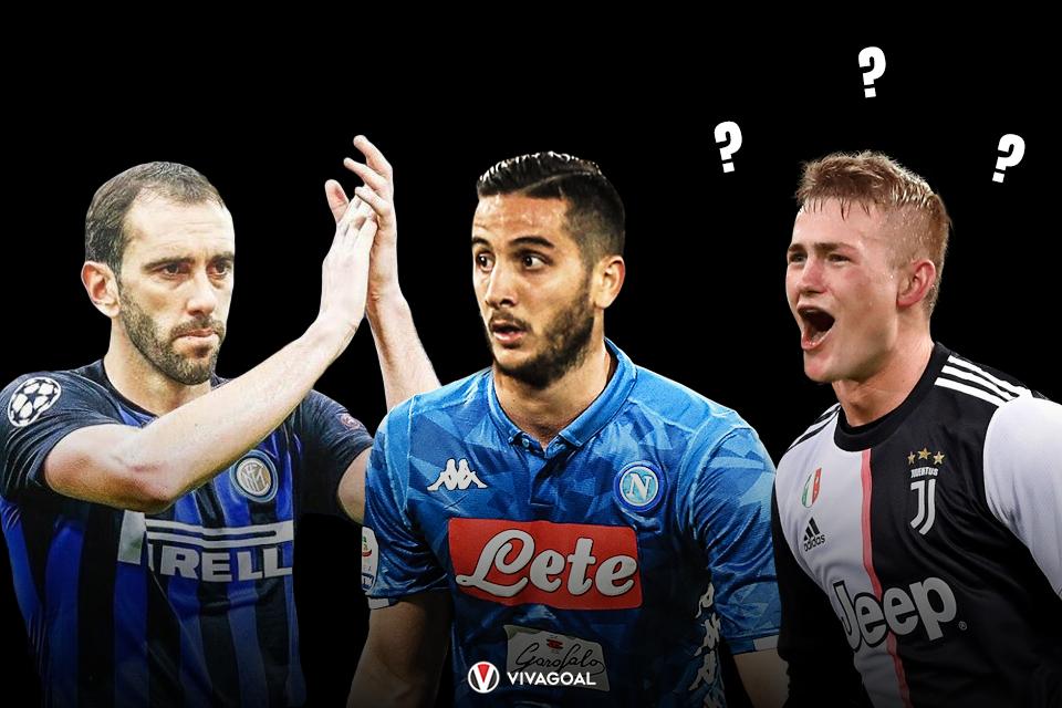 Tiga Raksasa Serie A Kompak Perkokoh Pertahanan