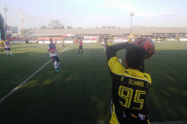 Tsev Neeg SC Bekuk Gatra Boys di Liga 2