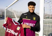 Aston Villa Resmi Permanenkan Tyrone Mings