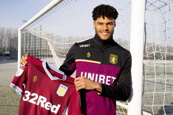 Aston Villa Resmi Permanenkan Tyrone Mings