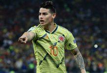 Usaha Anyar Napoli untuk Datangkan James Rodriguez