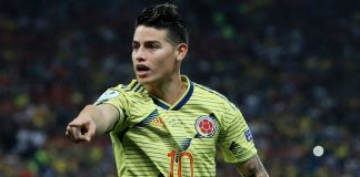 Ultimatum Napoli, Madrid Pintu Negosiasi Transfer James Segera Kami Tutup
