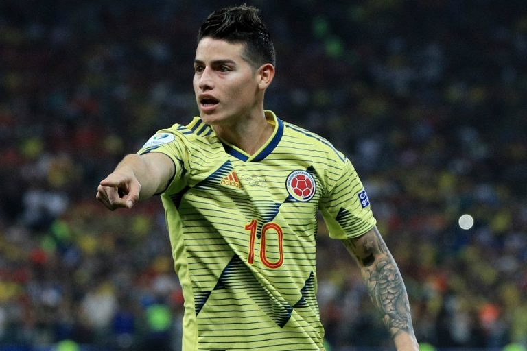 Ultimatum Napoli, Madrid: Pintu Negosiasi Transfer James Segera Kami Tutup