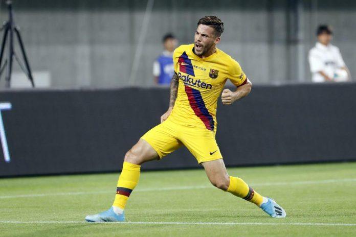 Usai Tampil Cemerlang, Carles Perez Berharap Bisa Tembus Skuat Utama Barca
