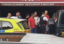 Viral! Aksi Ozil dan Kolasinac Lawan Perampok Bersenjata Tajam